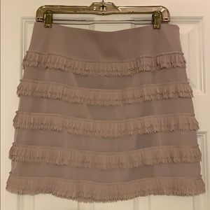 Brand new cream Ann Taylor skirt
